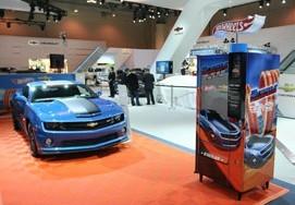 2013 Chevrolet Camaro Hot Wheels® Special Edition