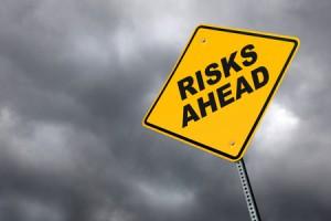Risks-ahead-sign