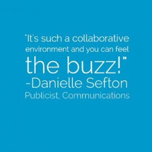 Danielle Sefton Quote 1