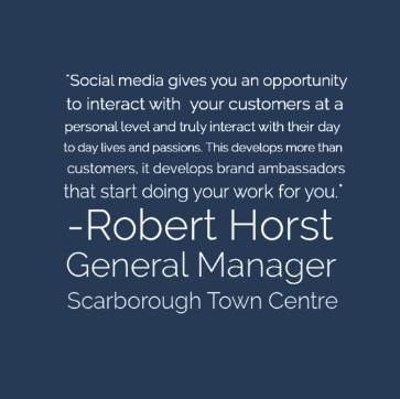 Quote Robert Horst