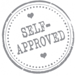 Self Approval seal