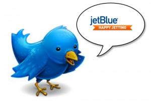 Twitter Jet Blue