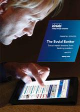 KPMG SOCIAL BANKER
