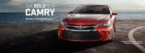 Toyota facebook page header