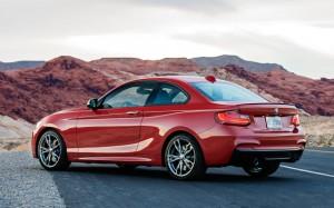 BMW Back Shot