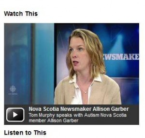 CBC NS Newsmake interview