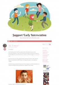 Support Early Intervention - Still Waiting.