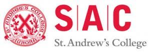st andrews college logo