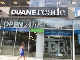 Duane Reade Store Front