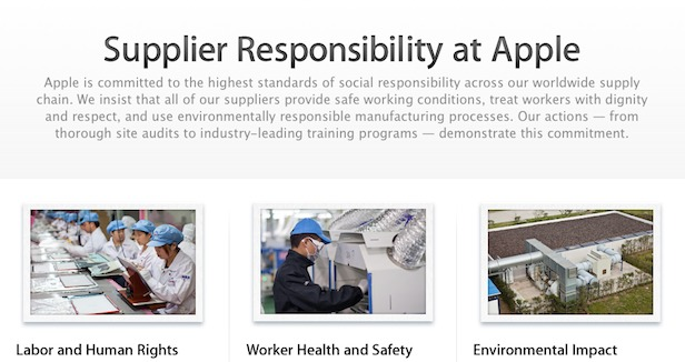 AppleSupplierResponsibility