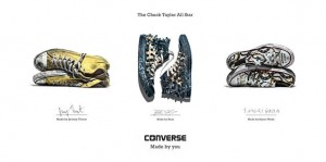 Chuck Taylor All Star Made by You