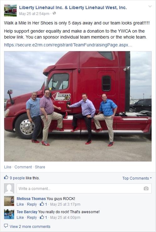 FB Liberty Linehaul Inc. & Liberty Linehaul West, Inc.