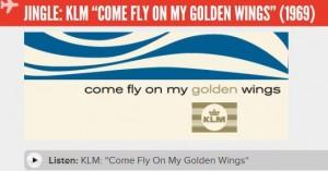 KLM Jingle
