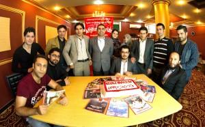 The Afghan Zariza team