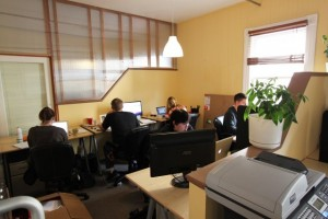 Coworking at SpherePad San Francisco
